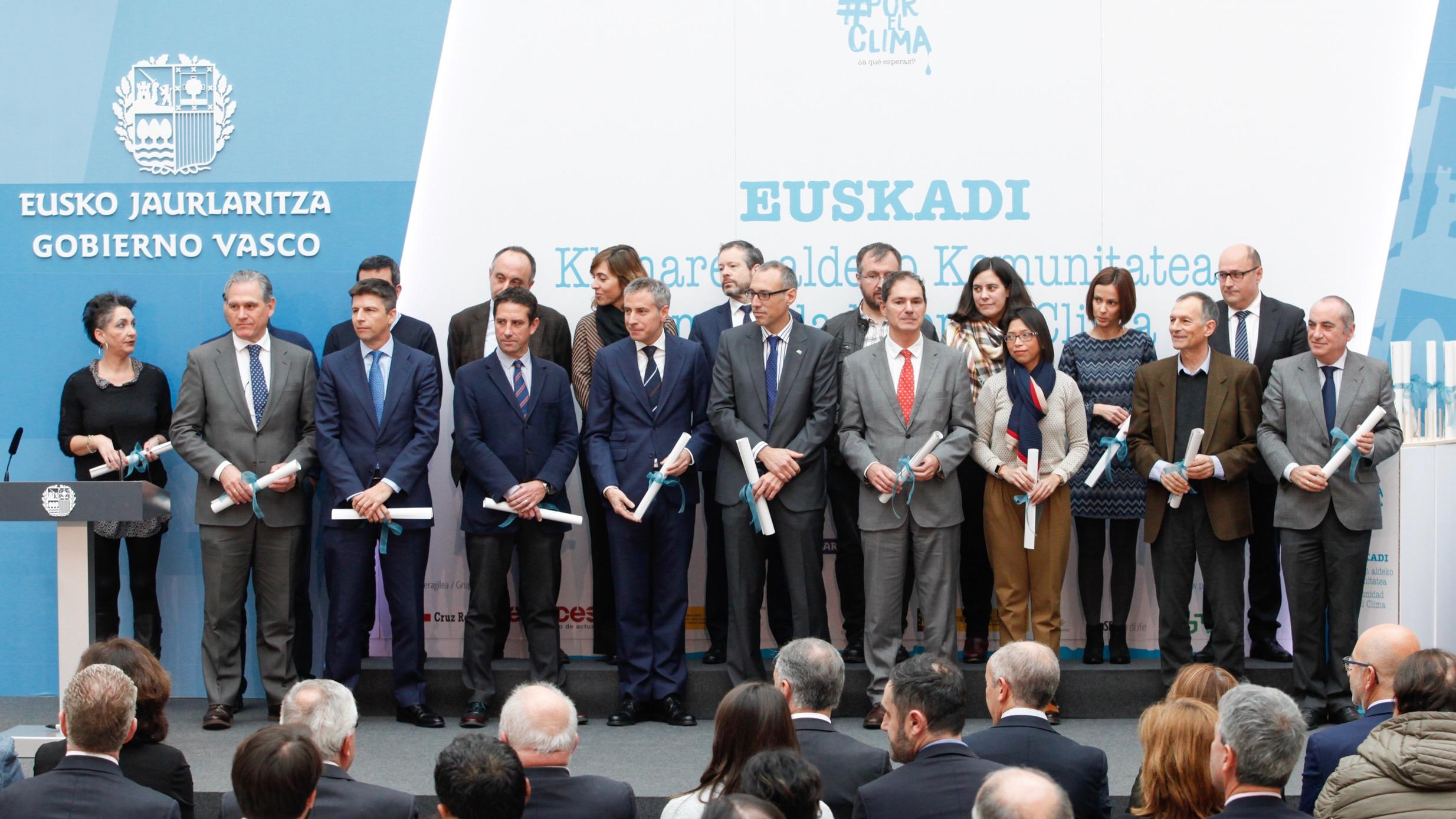 perfil de eusko jaurlaritza gobierno vasco en la